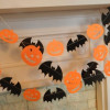 Decoracion Halloween 2013 | guirnaldas