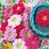 Flores ganchillo| como se hacen