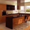 cocinas-integrales-pequenas-color-marron
