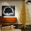 Árbol de navidad 2014 | moderno y minimalista