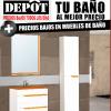Baños de Brico Depot