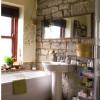 Ideas y propuestas para los baños rústicos de obra