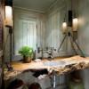 foto-baño-rustico-cadenas