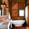 foto-baño-rustico-muebles-modernos