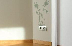 Vinilos para personalizar los interruptores