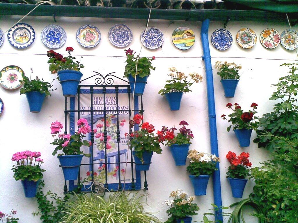Decoracion de balcones for Patios andaluces decoracion