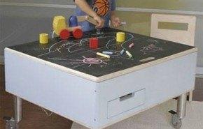 Argington fundy. Mesa de juegos para niños