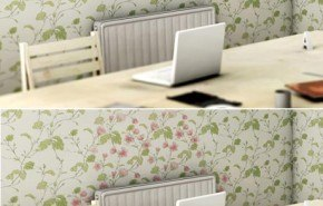 Heat-sensitive Wallpapers: paredes mágicas