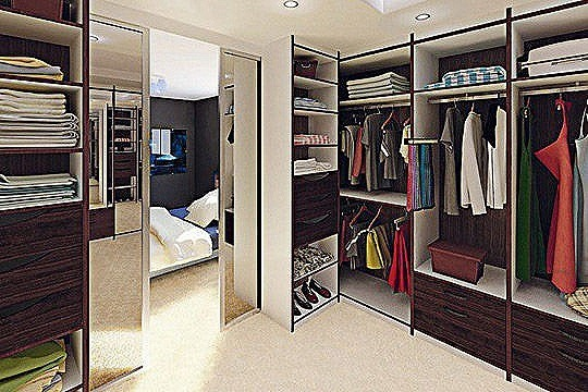 ideas armarios fotos. Black Bedroom Furniture Sets. Home Design Ideas