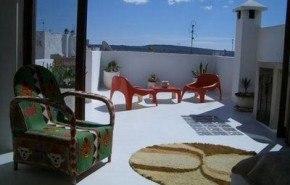 Casa restaurada en Marruecos
