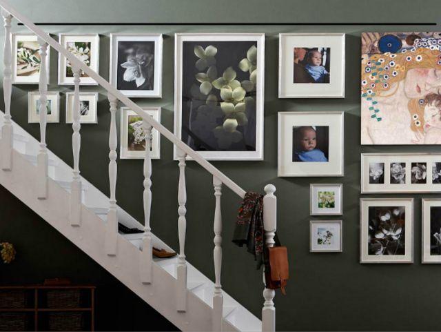 Ideas para colocar cuadros 2018 - espaciohogar.com