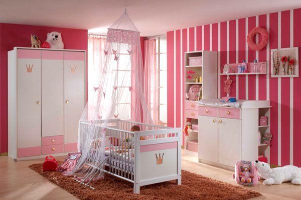 Decoracion habitacion peques - papel pintado