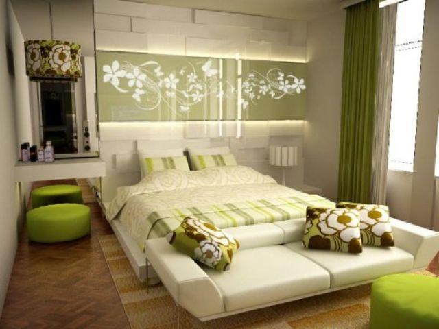 Dormitorio decoración feng shui