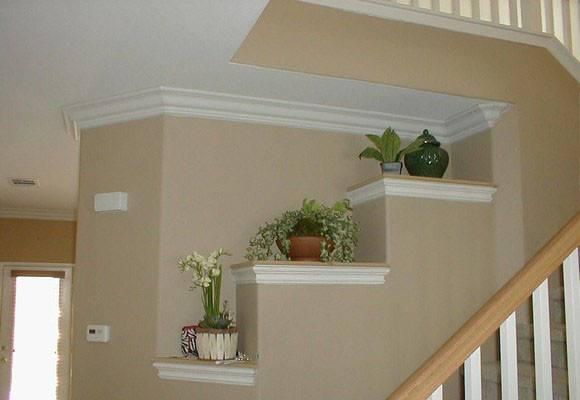 Molduras escaleras