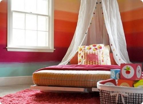 Variacion de colores y tonalidades