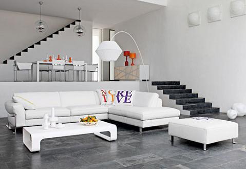 imagen decoracion minimalista: