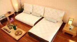 """Descanso al estilo oriental: """"El futón"""""""