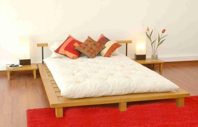 Descanso al estilo oriental el fut n for Futon cama de una plaza