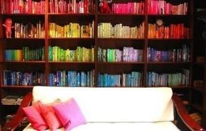 ¿Como organizar tus libros?…
