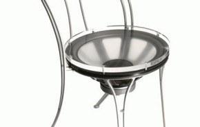 Musical Chair. Diseños arriesgados