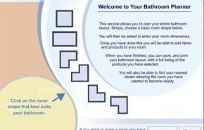 Organizador online de cuartos de baño