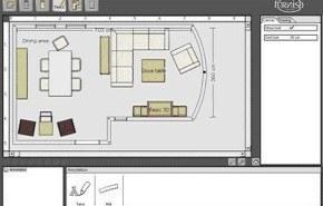 Furnish®. Software gratuito de decoración de interiores