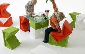 K-Blocks. Mobiliario infantil