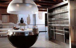 Sheer. Diseño italiano de cocinas compactas