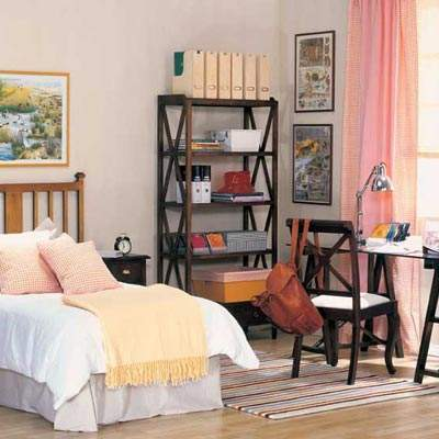 dormitorio femenina