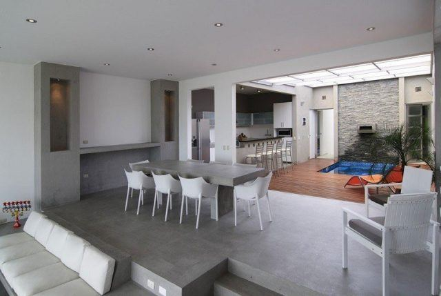 cocina-comedor-perfecta-mesa-sillas-piedra