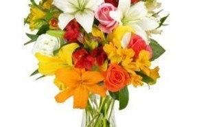 Ideas para decorar con flores según sus colores