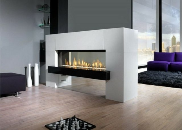 Fireplaces-modern-in-the-room
