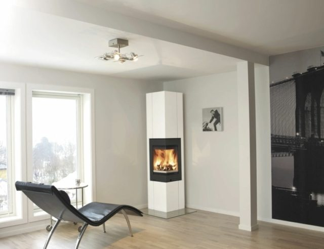 Fireplaces-modern-on-an-angle-on-white-background
