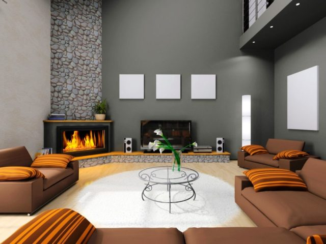 Custom Homes Kingsway Contemporary Basement Toronto likewise Two Sided Sofa furthermore Discover The Pure Enjoyment Of Barbecue Barbecue Garden Palazzetti 3216 in addition Firepits Fireplaces And Cool Weather Entertaining as well 25 Buffet Table Decorating Ideas. on fireplace design ideas