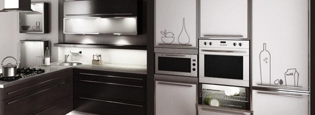 Vinilos decorativos para electrodomésticos y muebles  EspacioHogar