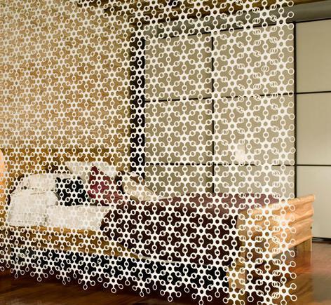 Joyn las originales cortinas para dividir ambientes - Cortinas para separar ambientes ...