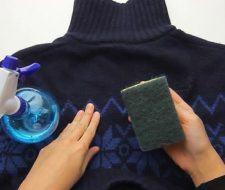 Cómo quitar las bolitas y pelusas de la ropa