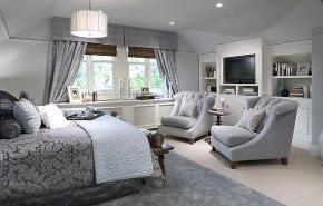 Utiliza el color gris en tu hogar |Grises de moda 2014