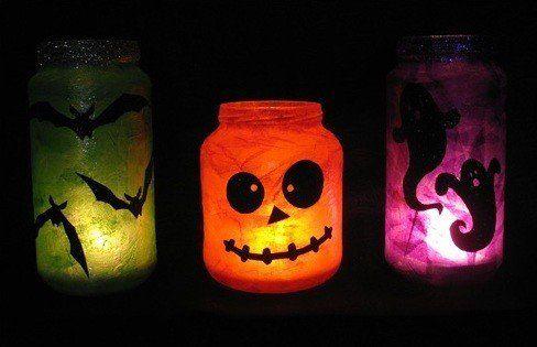 faroles-para-decorar-la-casa-en-halloween-botes-cristal