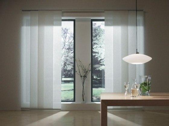 paneles se adaptan a todo tipo de ventana se fijan a los costados de las mismas en especial en aquellas ventanas donde llega demasiado sol durante el da