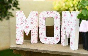 Día de la Madre 2014 : regalos decorativos para mamá