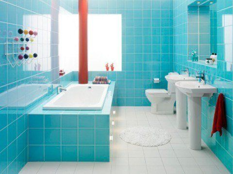 2009-08-modern-bathroom-ideas-blue-paint-wall-color