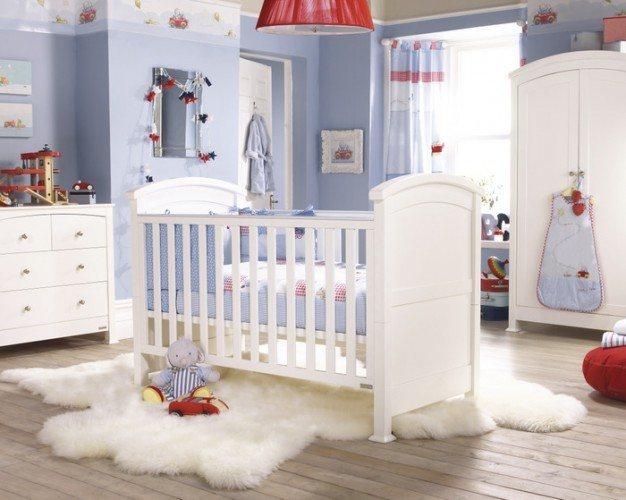 M s de 50 fotos con ideas para dormitorios de beb y ni os - Dormitorio de bebe ...