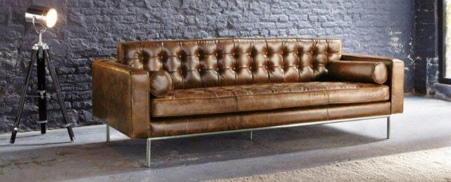 Los sof s modernos y de dise o que todos queremos tener en - Sofas en piel disenos italianos ...