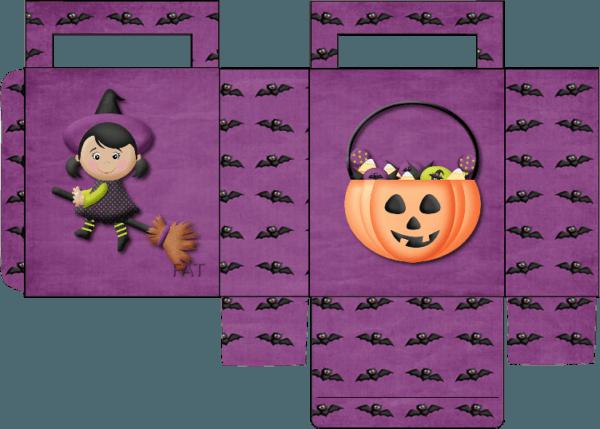 Manualidades halloween para ni os f ciles - Manualidades halloween faciles para ninos ...