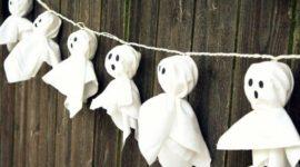 Manualidades Halloween para niños fáciles