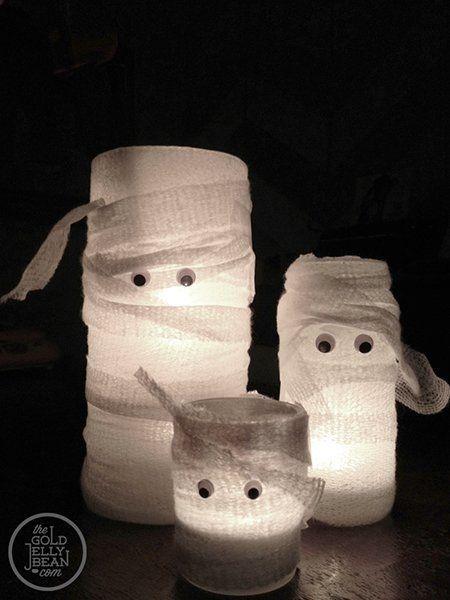 manualidades-halloween-para-ninos-de-4-anos-velas-momificadas