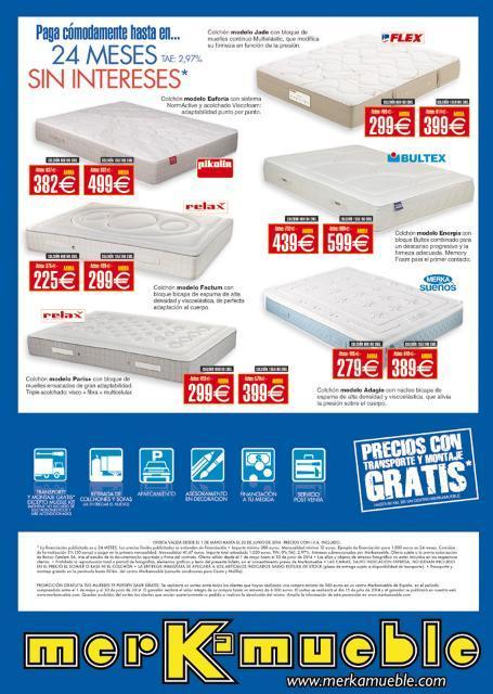 Rebajas y ofertas de verano de 2014 de merkamueble sofas - Catalogo ofertas merkamueble ...