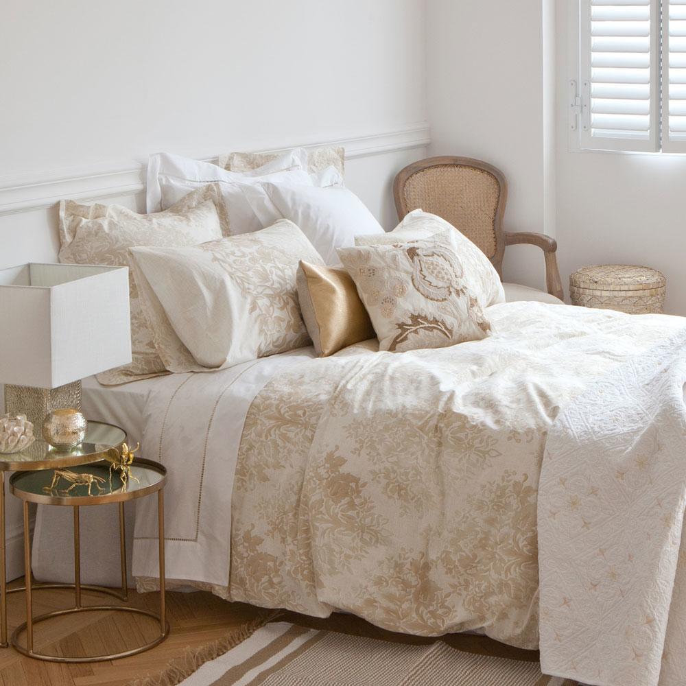 Dormitorio Zara ~ rebajas y ofertas zara home verano 2014 moda dormitorio EspacioHogar com