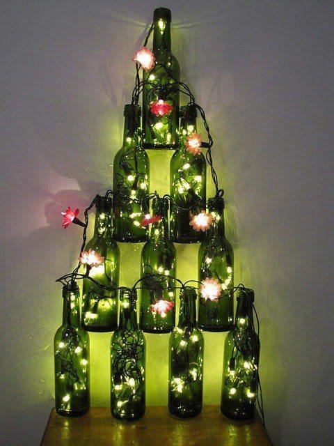 arbol-navidad-ecologico-botellas-vidrio